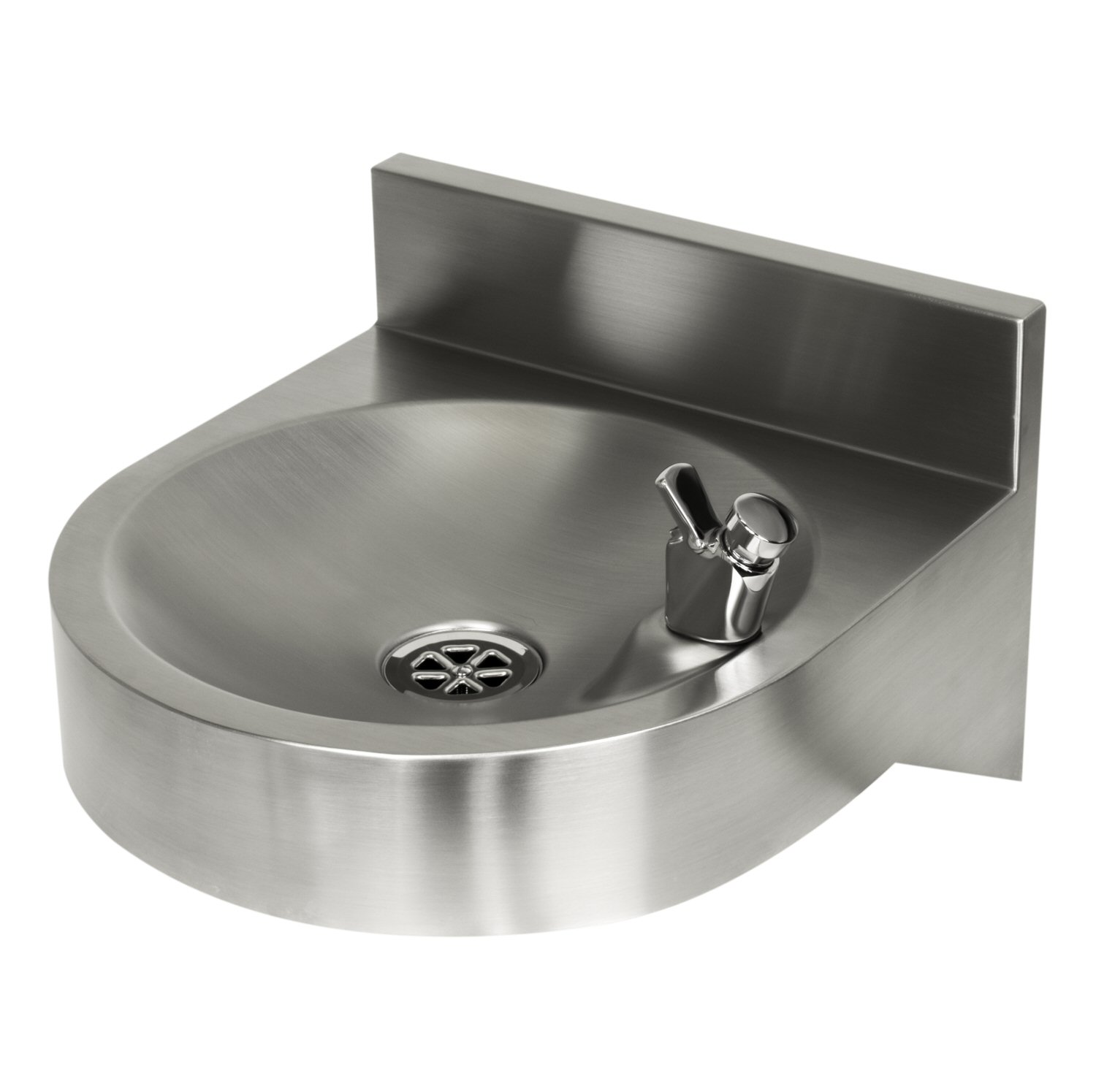 Bowl on Arm Architectural Style Drinking Fountain M-43A ... |Drinking Fountain
