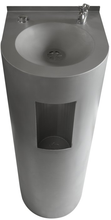 Drinking Fountain With Bottle Filling Station Adult Height