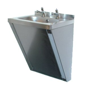 Gentworks Large Security Handwash Basin 500x420mm